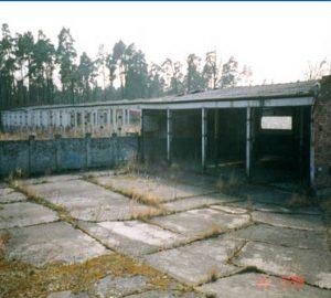 Konversion Eberwalde von ehemaligem Technikbereich