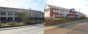 Konversion von Wohnhäusern in Bernau