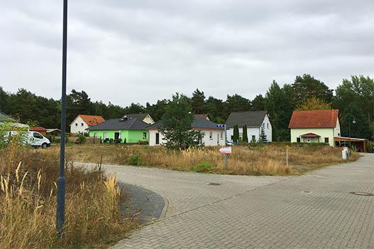 Liegenschaften Berlin - EInfamilienhäuser auf Grundstück