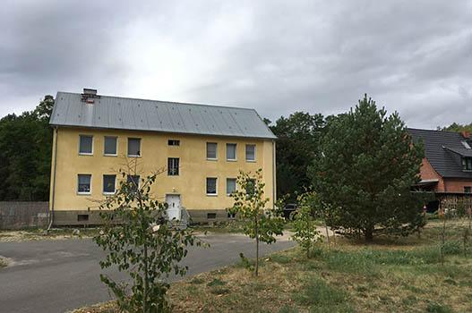Liegenschaften Berlin - Konversion Mehrfamilienhaus
